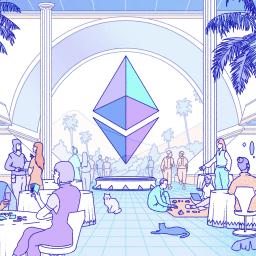 Ethereum crypto-monnaie et informatique dematerialisée Internet decentralisé